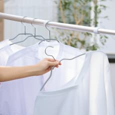 MAWA/マワ 洗濯ハンガー レディススリム 写真