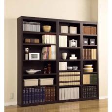 幅サイズオーダー 棚板がっちり書棚 幅31~80cm高さ180cm