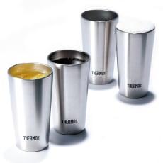 THERMOS/サーモス 真空断熱タンブラー 4個組