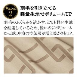 日本ハンガリー国交150周年記念 ノーブルダウン羽毛布団 記念モデルの魅力 ポイント2