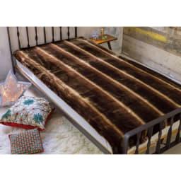 カルドニード(R) ノッテII 毛布 敷き毛布 冷えやすい背中をポカポカに温めてくれる敷き毛布。ムレにくいので一晩中気持ちのよい寝心地です。