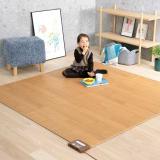 2畳(フローリング調プリント防水ホットカーペット) 写真