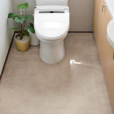 床リフォームシート タイル調 トイレ用