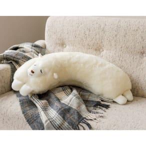 【メリノン】羊の抱き枕 写真