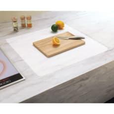 調理台のシリコーン保護マット2枚組
