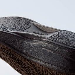 ARCOPEDICO/アルコペディコ スエード調ロングブーツ 靴底に2本のラインを配した「ツインアーチサポートシステム」で、足の裏を支えます。