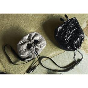 KESSLORD/ケスロード ボンディング巾着バッグ 写真