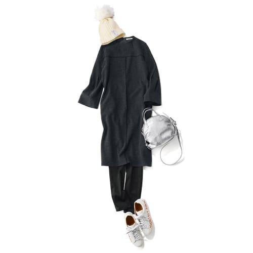 Bohemiana/ボヘミアーナ フェイクファーポンポンニット帽(フィンランド製) 画像
