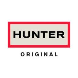 HUNTER/ハンター フラット底 ショートブーツ