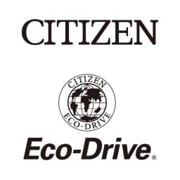 CITIZEN/シチズン エコ・ドライブ ダイヤ スクエアウォッチ(ブラック)
