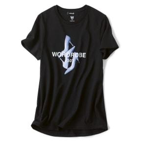 WORDROBE/ワードローブ プリントTシャツ 写真