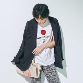 WORDROBE/ワードローブ デコライズTシャツ 写真