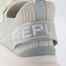 REPLAY/リプレイ エコ素材 スニーカー