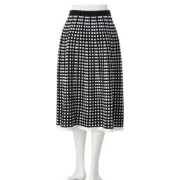 ホールガーメント(R) ジャカードニットスカート