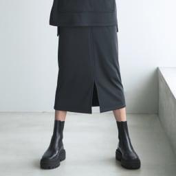 IRM(R)(イルム) 機能素材裏毛シリーズ スカート コーディネート例