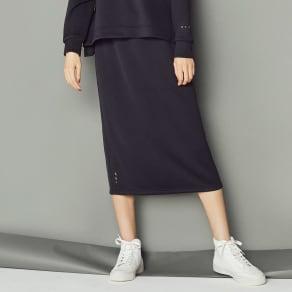 ダンボールニット スカート 写真