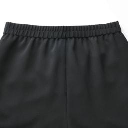 抗菌加工 洗える ストレッチ パンツスーツ ウエスト部分は後ろゴム仕様