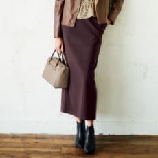 ウォーフィル(R) ニットコーデュロイスカート