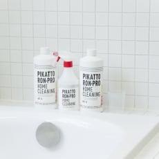 業務用 強力パイプ洗浄剤「ピカットロンプロ」 2Lセット(1L×2本)