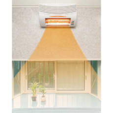 浴室換気乾燥暖房機(標準工事費込み) 浴室暖房機 写真