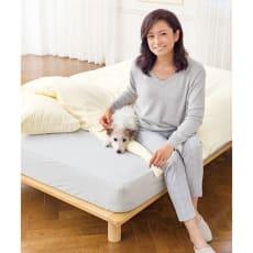 ペットと暮らすための防水掛け布団カバー