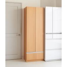 食器もストックもたっぷり収納!天井ぴったりキッチンシリーズ 食器棚 幅60cm奥行45cm