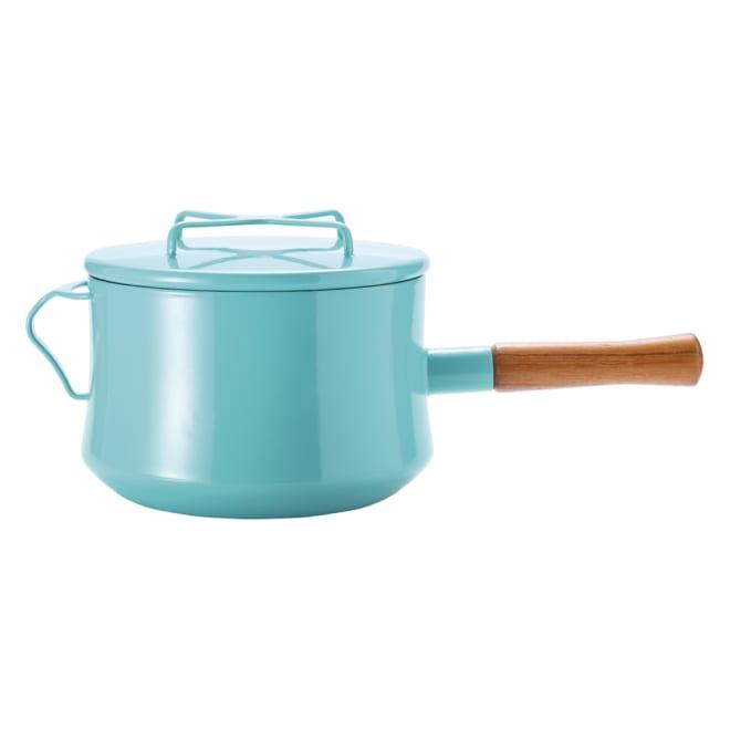 DANSK コベンスタイルホーロー鍋 片手鍋(深型) 径18.5cm (ア)ティール