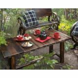 車輪デザインシリーズ テーブル 写真