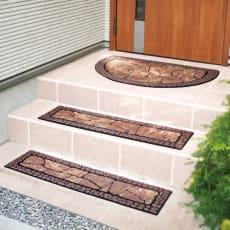 ドイツ製玄関&階段マット お得な玄関&階段3枚組