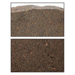 カナダ製ラバーエッジングシリーズ 2段(幅120cm×2個=240cm分) 1点1点色差が出ることがあります。2段タイプは上下で色差が出る場合があります。