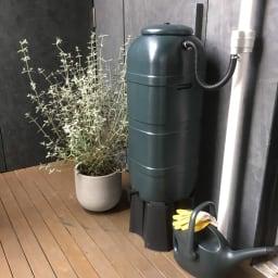 英国Strata社製雨水貯水タンク 容量100L