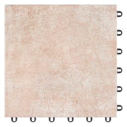 TOTO汚れにくいベランダマット 同色10枚組 (ア)ベイクベージュ ヴィンテージ感のある温かなカラーと風合いは、1枚1枚が異なる色合いを持ち、深みのある空間を演出します。