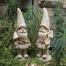 ガーデンドワーフ 2人組
