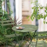 フランス製ビストロテーブル&チェア ビストロテーブル