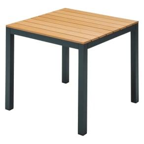 ファーストクラスファニチャー 正方形テーブル 写真