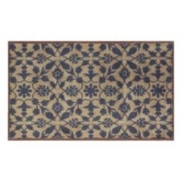 英国タートル社玄関マット 75×120cm (ア)ボタニカ ※写真は75×120cmタイプです。