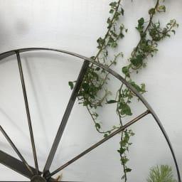 花だん用アイアンシリーズ アイアン車輪 大