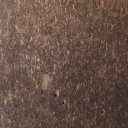 モダンポットプランター M (ア)ブラウン グリーンの植栽にしっくりなじむ、深みのあるブラウン。