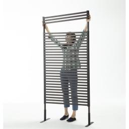 ハンギングできる目隠しフェンス 高さ150 1枚