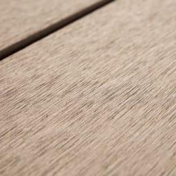 人工木デッキ 180×90単品 天然木の風合いそのまま、耐久性に優れた人工木。