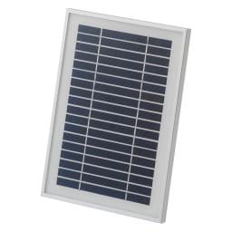 エンジェル&バード ソーラーファウンテン 電源不要のソーラータイプ。