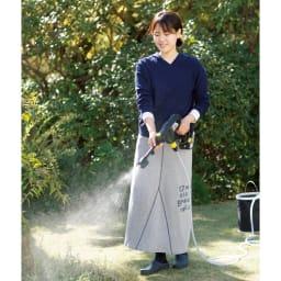 ノズル充実!どこでも水圧洗浄散水機 シャワータイプの水流で水やりも!