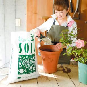 ディノスオリジナル培養土 バイオゴールド×吉谷桂子×di…