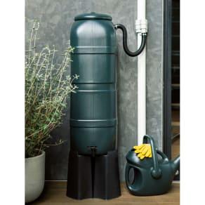 英国Strata社製雨水貯水タンク 容量100L 写真