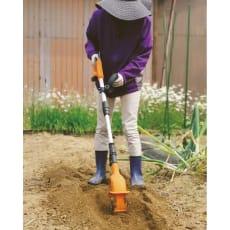 充電式耕運機&芝刈り機