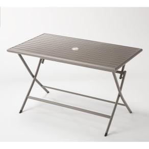 アーバンガーデン 長方形テーブル 写真