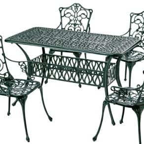 グラシュプレミアムシリーズ レクタンテーブル132 写真