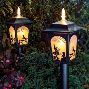 アリス シルエットシリーズ ライト2本組 写真
