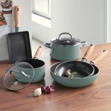 GREEN PAN/グリーンパン シリーズ フライパン 20cm 写真
