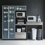 SmartII スマート2 ステンレスシリーズキッチン収納 ステンレスレンジボード 幅60cm 写真